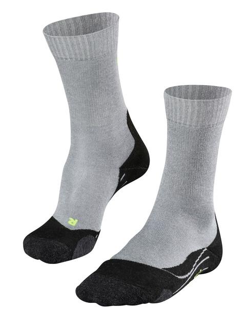 Falke TK2 Cool Trekking Socks Men light grey
